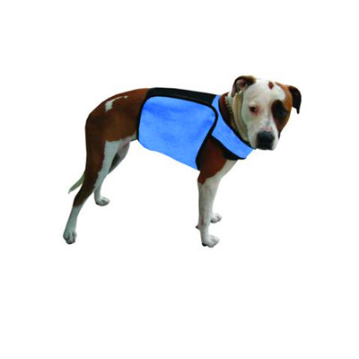 PHASE CHANGE COOLING DOG COAT