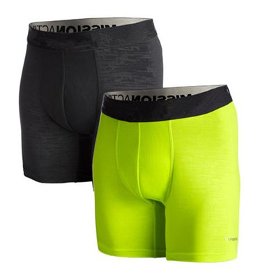 Cooling boxer briefs