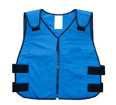 PHASE CHANGE FIRE RESISTANT COOLING VEST