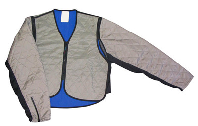Cooling Sports Jacket -W/ Detachable Sleeves