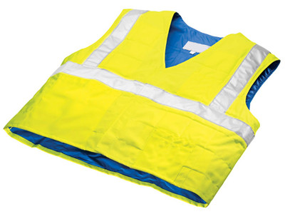 Cooling Traffic Safety Vest