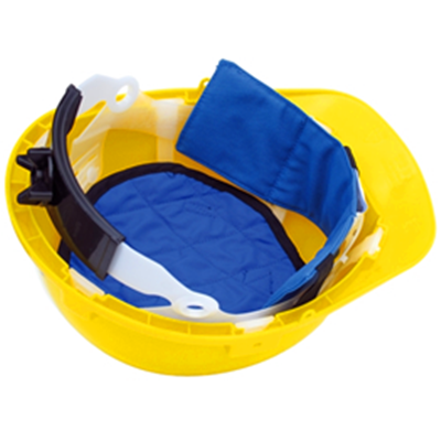 Cooling Crown Cooler / Hard Hat Pad