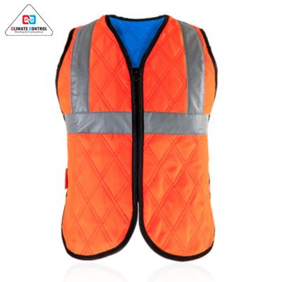 Evaporative Cooling  Safety Vest